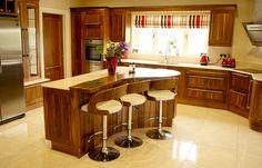 Johnathon Williams Design - Kitchen Limerick Fitted Kitchens, Design Kitchen, Table, Furniture, Home Decor, Design Of Kitchen, Decoration Home, Room Decor, Tables
