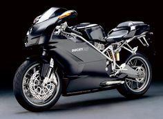 Ducati Superbike 749 Dark Back