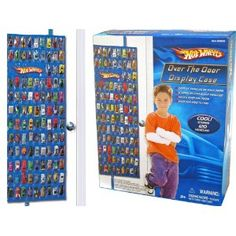 Hot Wheels Over the Door Display Case