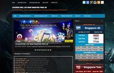 Live Draw SGP 4D - Siaran Langsung Pengeluaran Live Draw Result Singapore TOTO SGP 4D