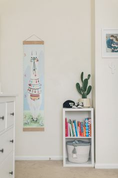 We Re Excited To Share Judah S Llama Cactus Theme Nursery With You That Right Baby E Has A F