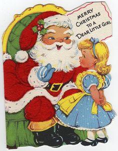 Santa, I want...