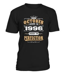1996 October Aged to Perfection