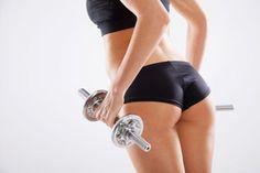 Попу спортом не испортишь! Предлагаем усложненный комплекс упражнений для тренировки идеальных ягодиц!