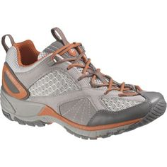 Merrell Womens Sneakers Avian Light Ventilator Grey Orange