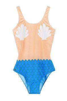 画像 Mermaid Swimsuit