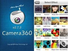 Camera360 aplikasi fotografi terbaik android terbaru