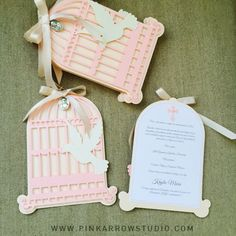 107 best diy baptismal invitation images on pinterest invitations