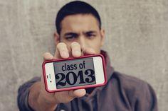 Senior Graduation Picture