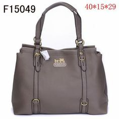 Coach Outlet - Coach Leather Bags No: 21023.