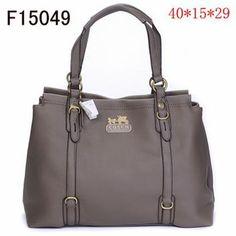 Coach Outlet - Coach Leather Bags No: 21023.