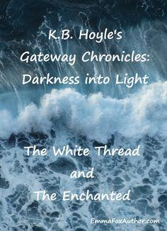 Emma Fox, Fantasy Series, Book Nerd, Light In The Dark, Darkness, My Books, Book Lovers, Dark