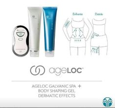 Galvanic Body Spa with ageloc body shapping gel & dermatic effects. Showing the movements you should do. Nu Skin, Galvanic Body Spa, Ageloc Galvanic Spa, Spa Packages, Beauty Packaging, Marketing, Skin Treatments, Anti Aging Skin Care, Spa Day
