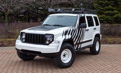 Jeep Liberty Safari Edition