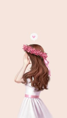 37 ideas for wall paper art girl Beautiful Girl Drawing, Cute Girl Drawing, Beautiful Anime Girl, Cartoon Girl Images, Cute Cartoon Girl, Lovely Girl Image, Girls Image, Anime Art Girl, Anime Girls