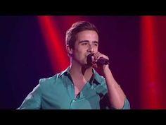 "Guilherme Azevedo - ""When a man loves a woman"" | Provas Cegas | The Voice Portugal | Season 3 - YouTube"