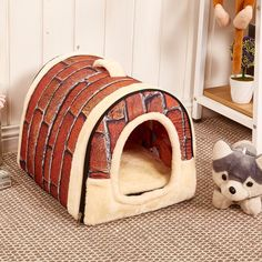 Cat House With Mat – Accessories & Products for Cats