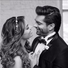 How adorable is this pre-wedding photo of actors Karan Singh Grover and Bipasha Basu announcing their wedding date April 30. @bipashabasu and @iamksgofficial - we wish you both the very best!