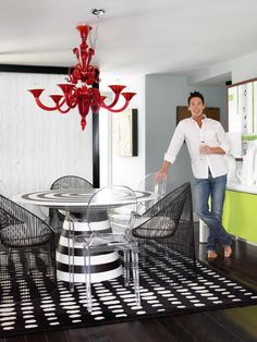 The winners of tonight's challenge will be featured in HGTV Magazine. Check out David Bromstad's colorful Miami condo from the magazine last year. Don't Forget: Join David after tonight's show from 9-10 p.m. ET for an HGTV Star After-Party on Pinterest. #hgtvstar