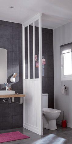 7 Stupendous Useful Ideas: Half Bathroom Remodel Window bathroom remodel bathtub toilets.Simple Bathroom Remodel Modern Farmhouse mobile home bathroom remodel corrugated metal. Tub To Shower Remodel, Half Bathroom Remodel, Old Bathrooms, Chic Bathrooms, Small Showers, Simple Bathroom, Master Bathroom, Minimal Bathroom, Master Shower