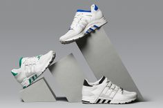 adidas Originals 2014 Spring/Summer EQT White Pack