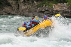 Horseshoe Canyon offers a unique whitewater rafting experience in the heart of the Canadian Rockies. Banff Activities, Local Activities, Summer Activities, Rafting Tour, Adventure Center, Whitewater Rafting, Canadian Rockies, The Locals, Tours