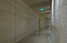 Stabilised Rammed Earth Walls - RACV Torquay Resort