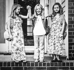 The First Day of First Grade…