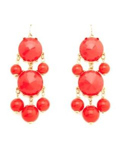 Bubble statement earrings!! just got a pair!!
