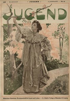 Jugend magazine cover