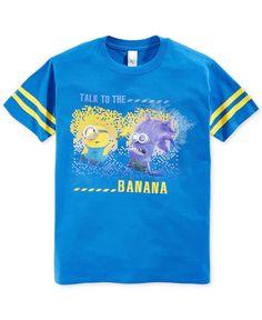 As camisetas Minios estão o maior sucesso.