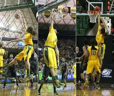 With her 3 dunks vs Florida State Tuesday, #Baylors Brittany Griner now has 18 career dunks -- more than every woman who has ever played NCAA basketball COMBINED. #sicem