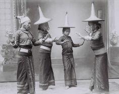 Ancient Nias women
