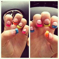 Dough boi phresh! Summer nails