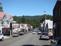 old town nevada city