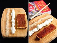 Harry Potter recipe: Treacle tart