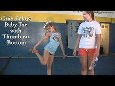 If me, Josie, Bianca, and any other future flyers could learn this for stunting... my god YHS will be on the map