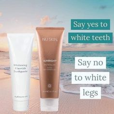 The Best Sunless Tanning Methods Nu Skin, Nuskin Toothpaste, Ap 24 Whitening Toothpaste, Tanning Bed Bulbs, Tanning Bed Lotion, Tanning Cream, Healthy Skin Care, Healthy Teeth, White Teeth