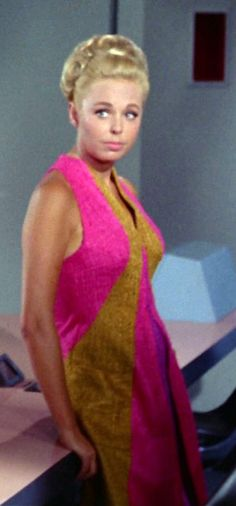 Dr. Janet Wallace, Endocrinologist, ST:TOS, season 2, ep. The Deadly Years.