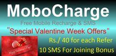 MoboCharge Valentine Week Offer