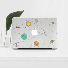 Rocket Macbook Pro 13 Case Space Laptop Pro Cover Mac Retina 15 Star Macbook Clear Laptop 2017 Pro 13 Macbook Macbook Case - Macbook Laptop - Ideas of Macbook Laptop - Macbook Desktop, Macbook Pro Retina, Macbook Keyboard Cover, Macbook Air Stickers, Laptop Case Macbook, Mac Laptop, Laptop Decal, Laptop Stand, Laptop Bags