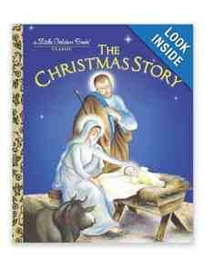 The Christmas Story - This list of books has some that I hadn't ever heard of before. I can't wait to read them to my kids! #christmas #books #kids