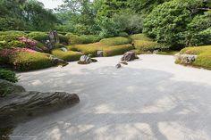 Karesansui (Dry Landscape)