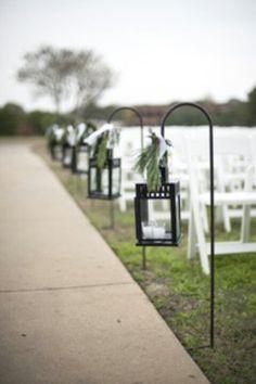 Sheppard hooks lanterns