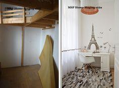 MSP Home Staging - Tudatos ingatlanfelkészítés és -értékesítési marketing: Belvárosi álomotthon - ez már több, mint Home Staging 8. rész