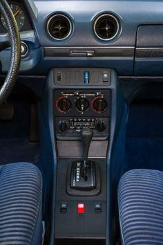 Mercedes Motoring - 1981 Euro 300D Diesel Sedan