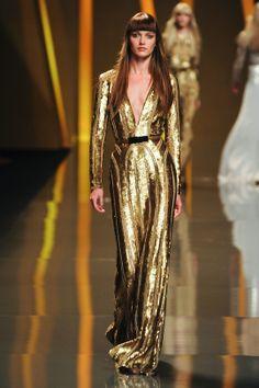 Eli Saab Paris Fashion Week 2012