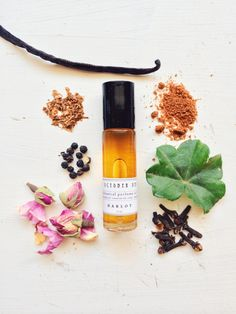 etsyfindoftheday:  etsyfindoftheday 3 | 10.23.14 theme thursday: bath and body beauts 'harlot' botanical perfume by theoctoberunion  another find from theoctoberunion … this time it's a tasty perfume with a sassy name. 'harlot' is a mix of warming spices, rose, and a touch of sweet tobacco. available in an oil (featured) or as a solid scent. awesome product photography, too!