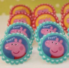 Peppa Pig Rings
