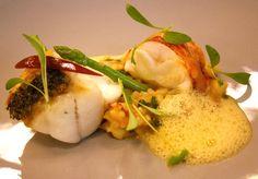 Feitoria Lisbon lobster rice